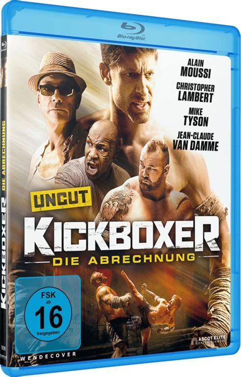 kickboxer die abrechnung van damme blu ray neu ebay