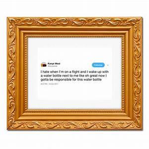 Framed Tweets