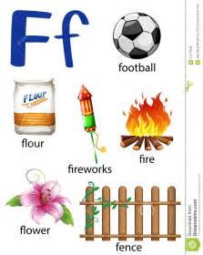 Objects That Start with the Letter F