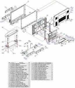 Master Electronics Repair    How To Disassemble Vizio
