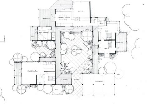 floor plans with courtyards florida house plans with pool pool house plans with