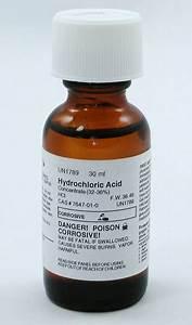 Hydrochloric Acid  30 Ml