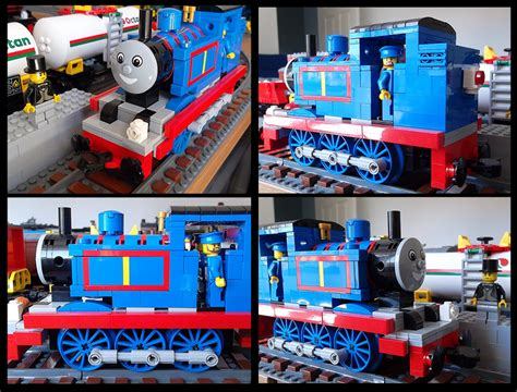 lego the train instructions