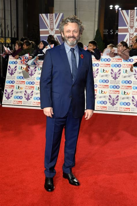 Michael Sheen | Pride of Britain Awards 2019 Celebrity Red ...