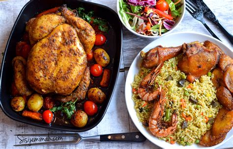 oven roasted whole chicken recipe sisi jemimah