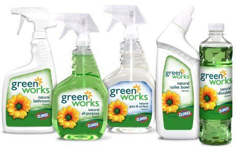 Introducing Clorox's Green Works Cleaners | TreeHugger