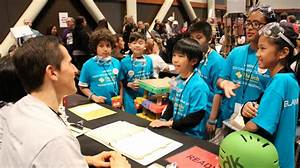 Tech Challenge Builds Kids' Innovation, Teamwork Skills ...