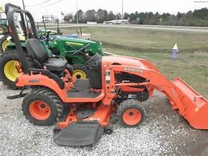 2009 Kubota Bx2660 Tractors - Compact  1-40hp
