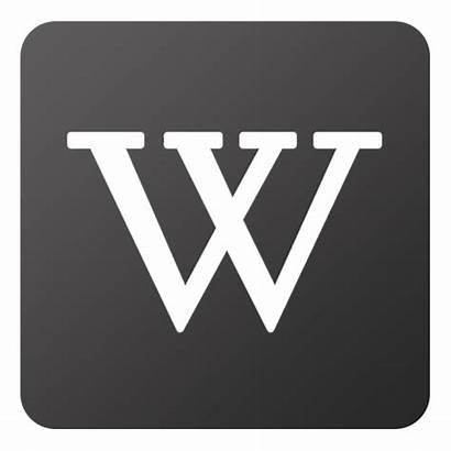 Wikipedia Icon Icons Gradient Flat Social Limav