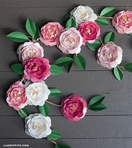 Best flower garland decorations ideas and images on bing find diy paper flower garland mightylinksfo