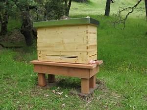 Bienenhaus Selber Bauen : einfach bienen halten in der mellifera einraumbeute ~ Lizthompson.info Haus und Dekorationen