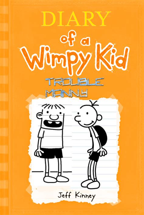 The Diary Of A Wimpy Kid Book