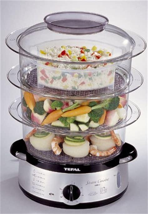tefal 616119 steam cuisine 3 tier steamer reviews