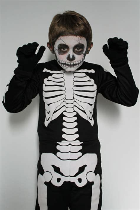 skelett gesicht schminken kost 252 m ideen f 252 r einen unvergesslichen look