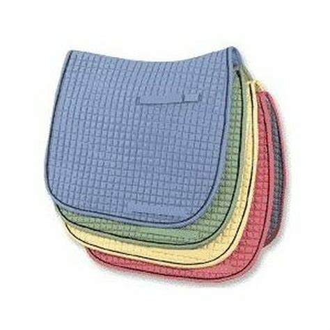 dressage saddle pads cotton pri quilted prestige leathers stirrup underpad options ideal thin ap engraved keychain nameplate intalled leather choose