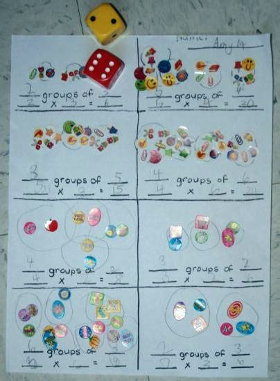 62 Best Images About Multiplication On Pinterest  Multiplication Strategies, Student And Free