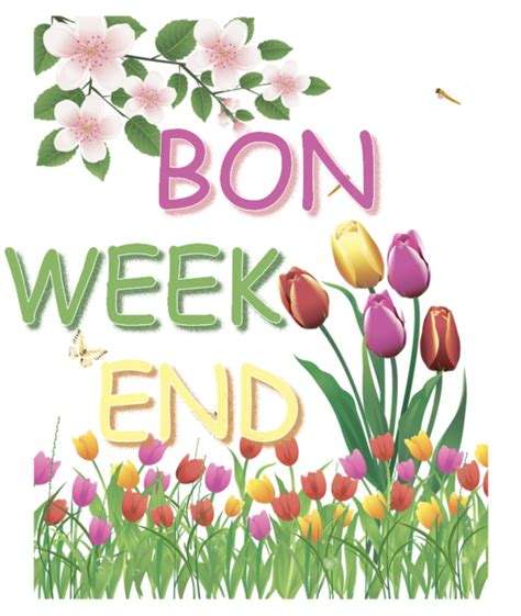 image de bon week end sur fb