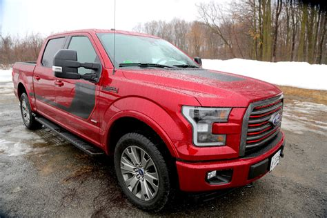 2017 Ford F 150 by 2017 Ford F 150 Review Autoguide