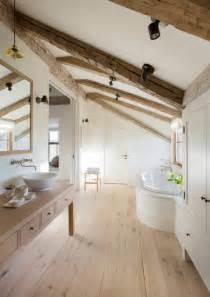 bathroom wood ceiling ideas bathroom sloped ceiling design ideas