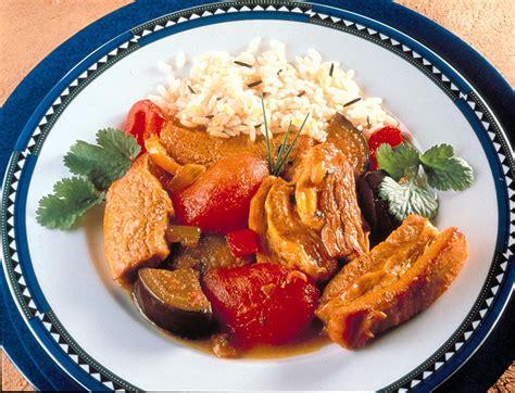 cuisiner du veau en morceau colombo à la créole recettes de cuisine la viande fr