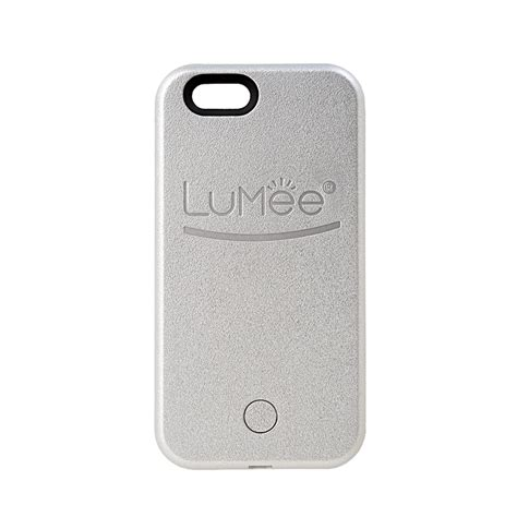 lumee for iphone 5 5s lumee ip5s sil 3687ffbe 063f 4a0a be0b cff16e7b5f59