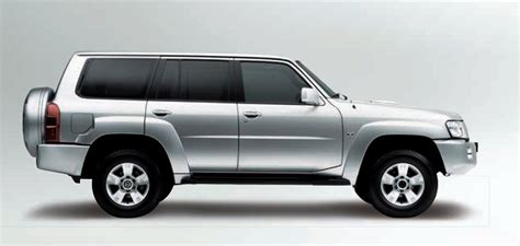 Maybe you would like to learn more about one of these? Nissan - PATROL Y61 - SONAEC