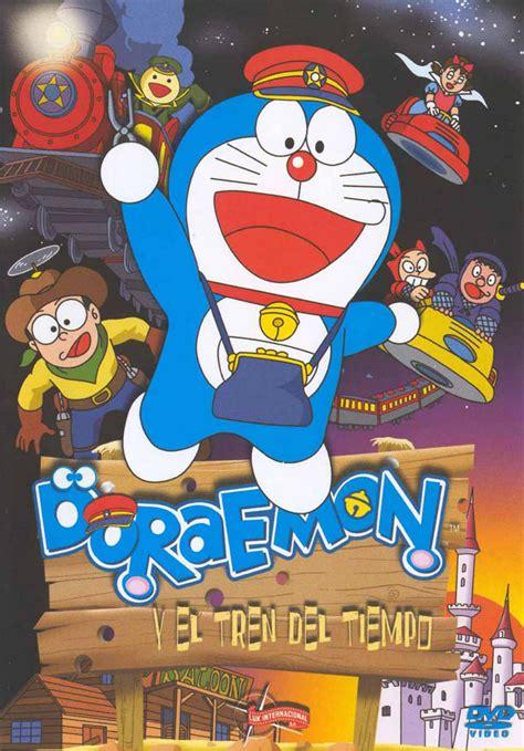 Doraemon y el tren del tiempo Película 1996 SensaCine com