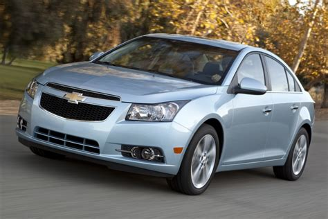 2012 Chevy Cruze Complaints
