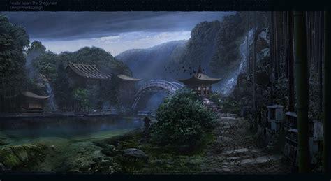 village feudal japan  shogunate challenge