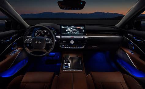 kia  review  korean  wheel drive luxury