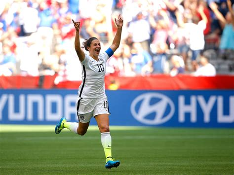 carli lloyd scores brilliant    goal  women
