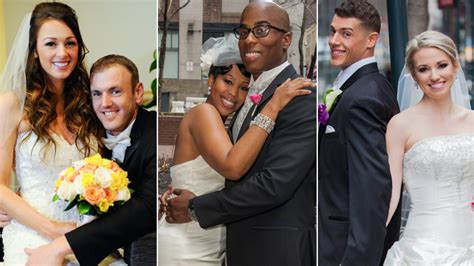 'Married at First Sight' Season 1 finale: 2 couples stay