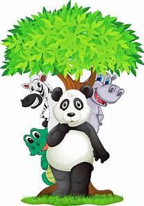 Stickers Animaux De La Jungle : animaux de la jungle photos ~ Mglfilm.com Idées de Décoration