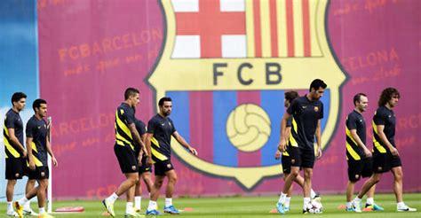 Calendario de amistosos del FC Barcelona - lavinotinto.com