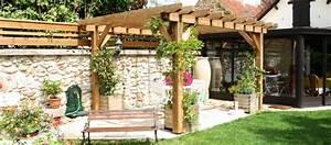 Pergola Pour Plante Grimpante : quelles plantes grimpantes pour votre pergola de jardin ~ Premium-room.com Idées de Décoration