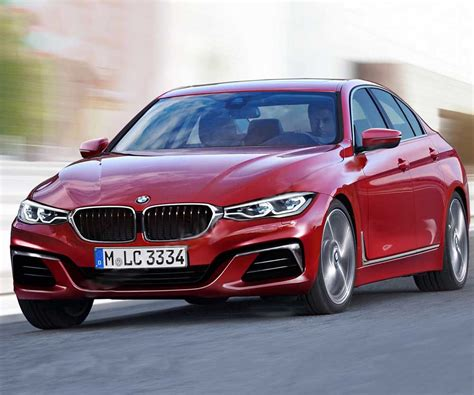 Bmw 3series In 2019  New Efficient Engines And Design