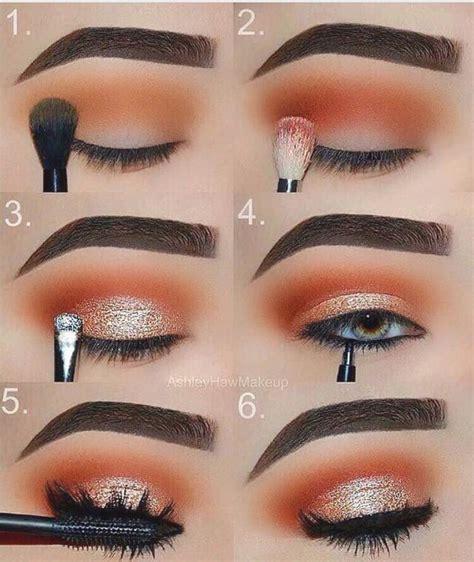 sombra de luceros paso  paso maquillaje eye makeup steps makeup glam eye makeup