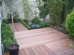 idee amenagement terrasse bois 7 terrasse bois jardin With idee amenagement terrasse bois