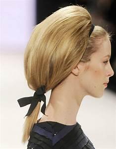 Coiffure Pour Noel : coiffure r veillon no l quelle coiffure de r veillon ~ Nature-et-papiers.com Idées de Décoration