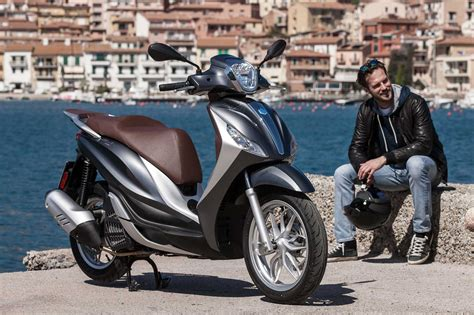 Review Piaggio Medley by 2017 Piaggio Medley 125 Abs Iget Review