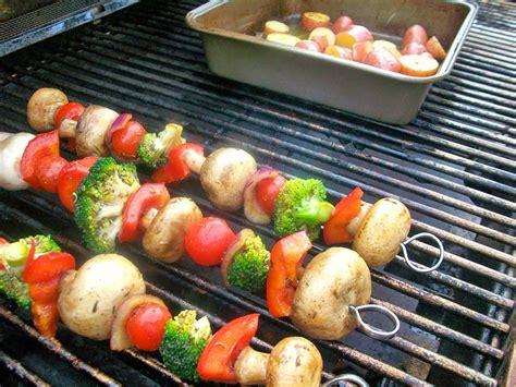 recette cuisine legumes recette végétarienne brochette de légumes