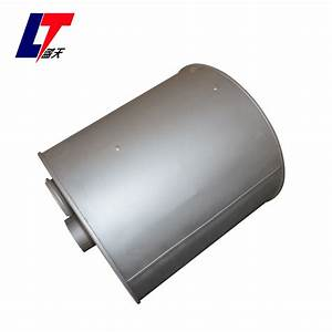 China Mufflers For Trucks New Exhaust System Truck