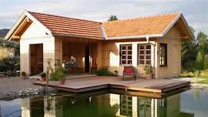 Holzhaus Ferienhaus Bauen : holzhaus schl sselfertig fertighaus g nstig kaufen v lk ~ Markanthonyermac.com Haus und Dekorationen