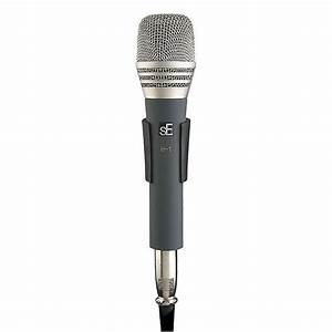 Demo Se Electronics H1 Hand Held Condenser Microphone