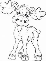 Coloring Pages Moose Christmas Crafts Walter Books Colouring Sheets Turning Leaves Adult Jul Malarboecker Colors Animal Uploaded User Really Malarbilder sketch template