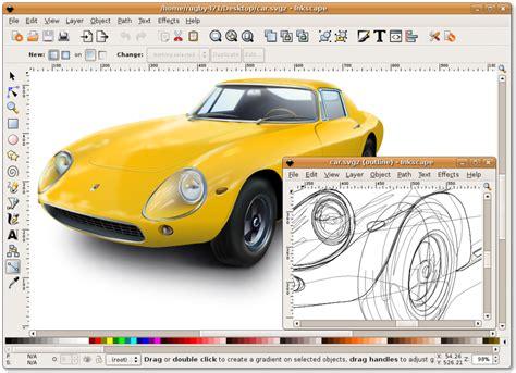 Inkscape (向量繪圖軟體)   企鵝星球
