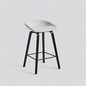 Hay About A Stool : hay aas 33 upholstered bar stool with oak wood base ~ Yasmunasinghe.com Haus und Dekorationen