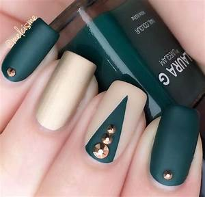 The 25+ best Matte green nails ideas on Pinterest | Olive ...