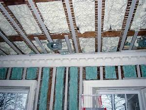 Home Remodeling Cost Ncfi Insulstar Closed Cell Spray Polyurethane Foam