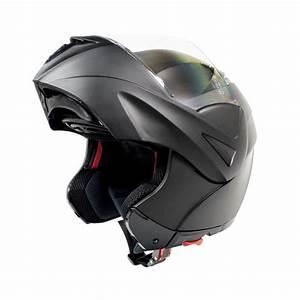 Casque De Moto : casque modulable noir mat achat vente casque moto scooter casque modulable noir mat cdiscount ~ Medecine-chirurgie-esthetiques.com Avis de Voitures